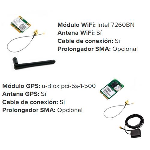 opciones conectividad