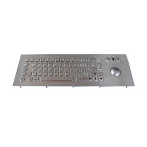 teclado industrial con braille