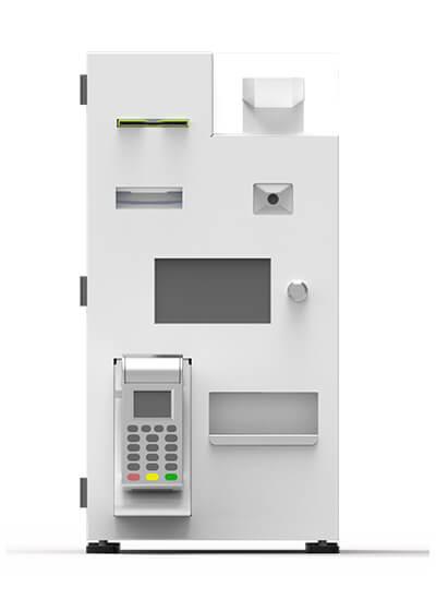 TPV Automatizado de pago electrónico para sobremesa