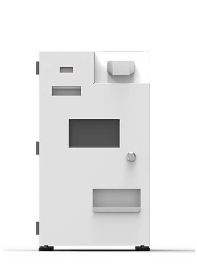TPV Automatizado para encastrar