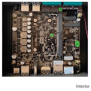 PC Industrial INTEL i5 1.6GHZ-3,4GHZ de 8ª generación con procesador 8250U